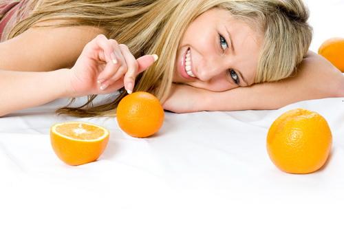 Portocala, Citrus aurantium