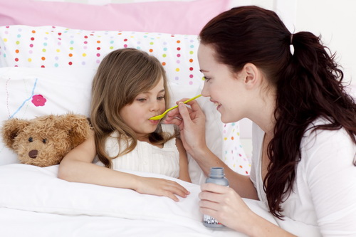 Tratamente naturiste pentru amigdalita la copii