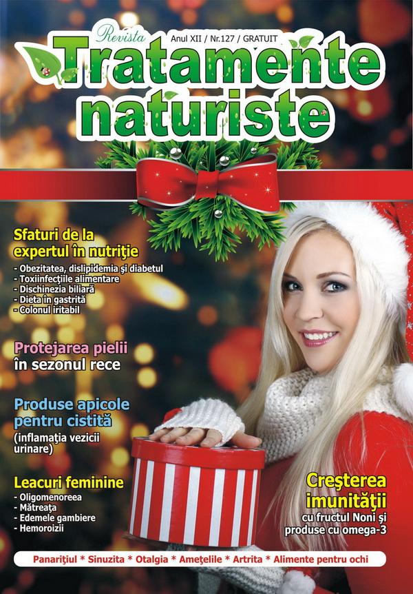 Revista Tratamente naturiste 127