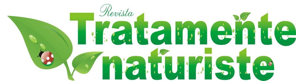 Revista Tratamente naturiste logo