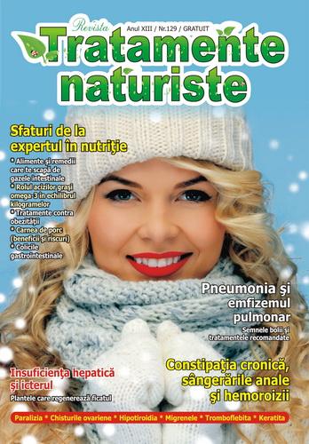 Revista Tratamente naturiste PDF nr.129
