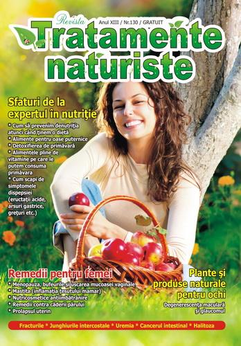 Revista Tratamente naturiste PDF nr.130
