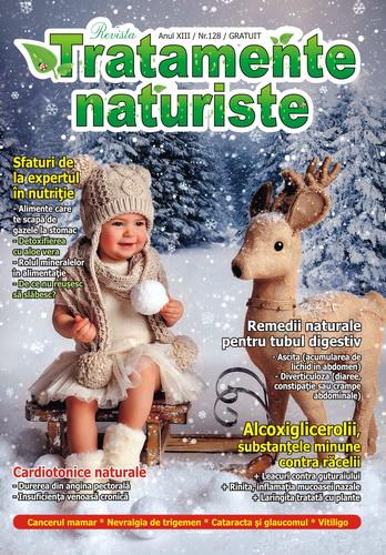 Revista Tratamente naturiste PDF nr.128