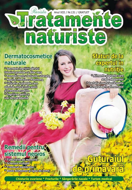 Revista Tratamente naturiste 131
