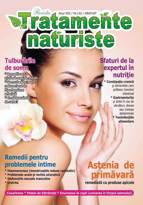 Revista Tratamente naturiste 132