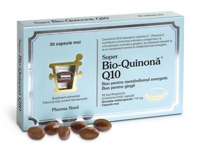 Antioxidantii naturali si Super Bio-Quinona de la Pharma Nord