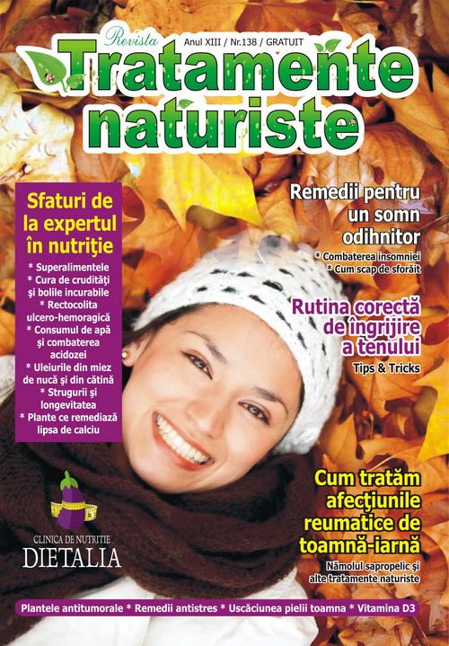 Revista Tratamente naturiste 138