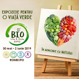 Eveniment Bio Life la RomExpo