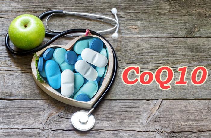 Coenzima Q10 in insuficienta cardiaca